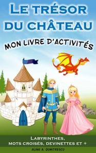 Le trésor du château - Mon Livre d'Activités small