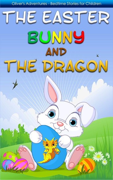 The Easter Bunny and the Dragon small
