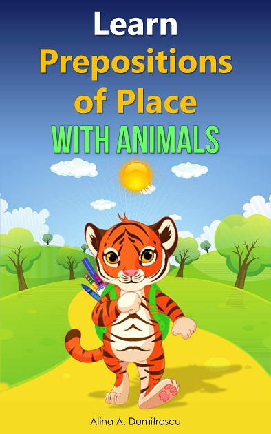 Learn Prepositions of Place with Animal