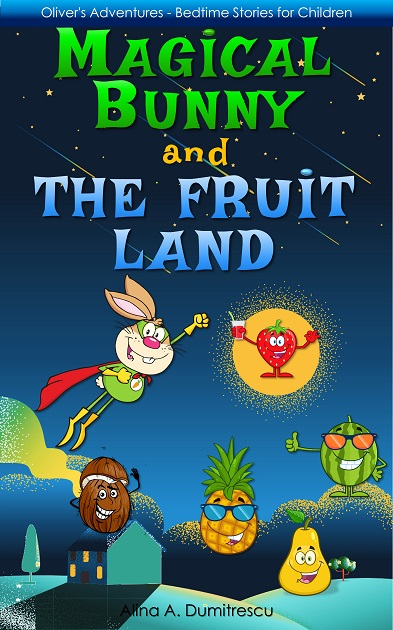 Magical Bunny and the Fruit Land
