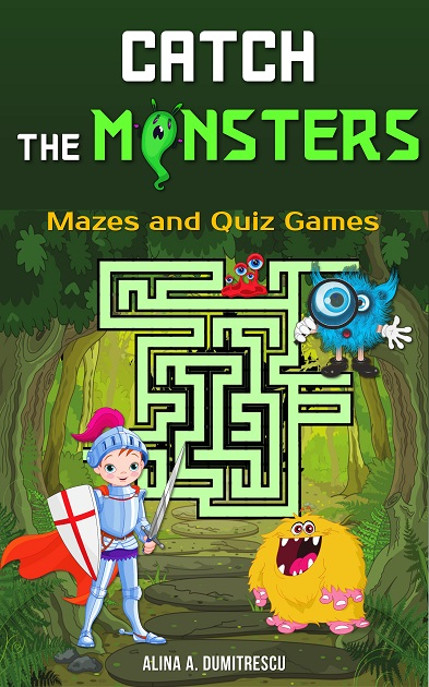 Catch the monsters: Mazes and Quiz Games