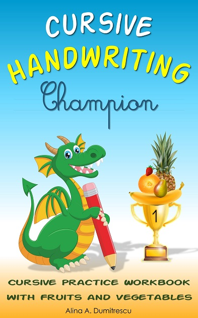 Cursive Handwriting Champion