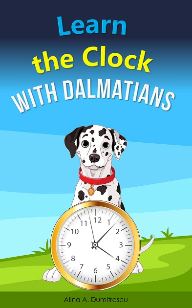 Learn the Clock with Dalmatians