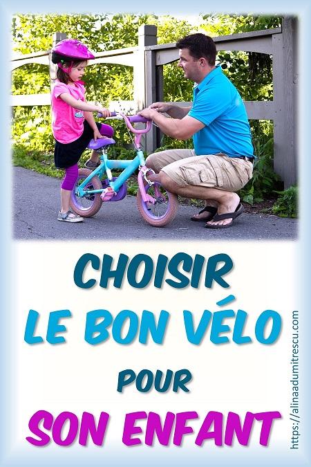 Comment choisir le bon vélo pour son enfant